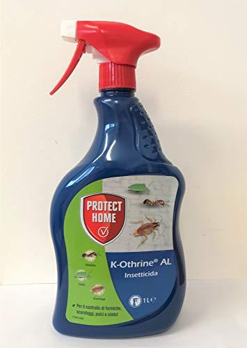 Bayer K-OTHRINE AL 1LT insetticida spray per formiche, scarafaggi, pulci e cimici