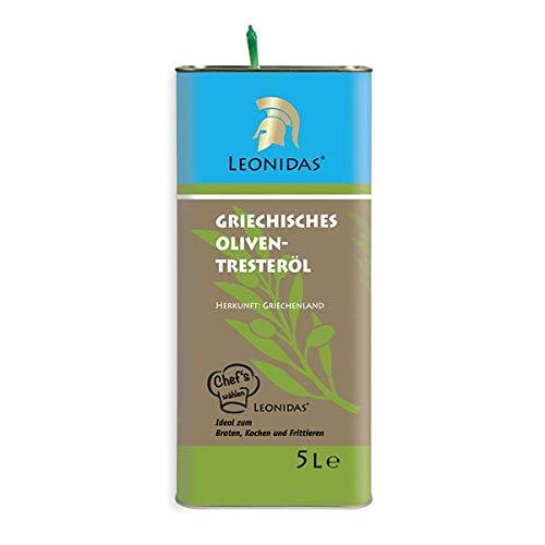 Leonidas Oliventresteröl, 5000ml