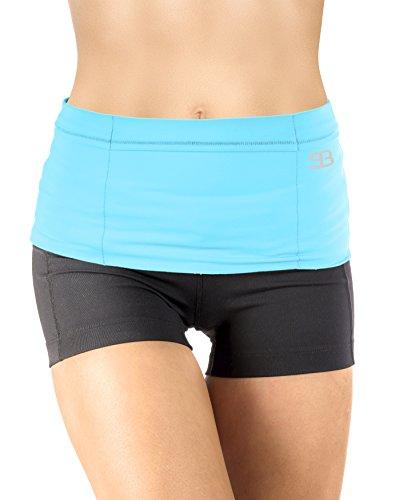 Stashbandz Unisex Running Belt Waist Pack, Insulin Pump Belt, Travel Money Belt, Fanny Pack and,...