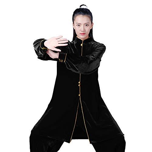 JTKDL Tai kleding voor tai chi boxkleding voor herfst en winter
