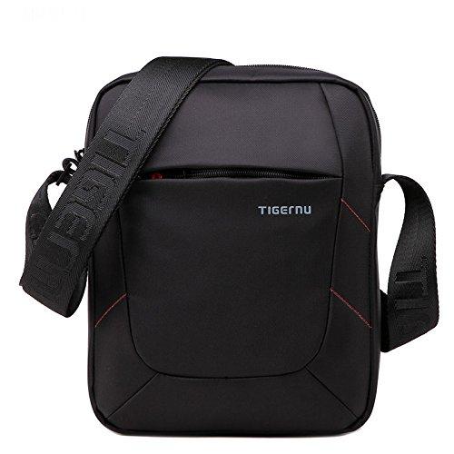 TIGERNU Borsa a tracolla, borsa a tracolla, borsa multiuso resistente all'acqua, borsa per tablet