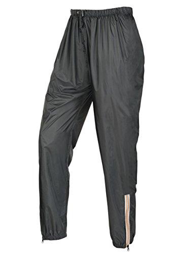 Ferrino Motion, sur-Pantalon imperméable Homme S Noir
