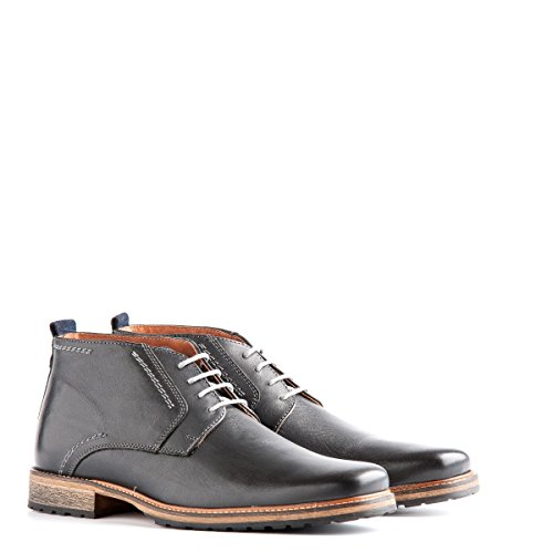Travelin' London Leather Chukka Boots | Schnürhalbschuh