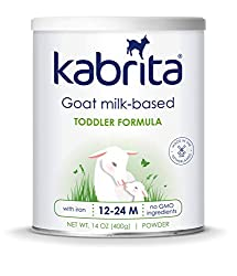 powerful Cabrita Goat Milk Kids Formula, 14 oz.