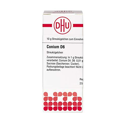 DHU Conium D6 Globuli, 10 g Globuli