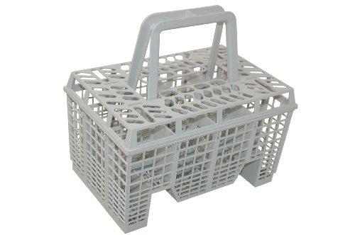 AEG 1118228004 Electrolux Zanussi Panier à couverts pour lave-vaisselle Gris