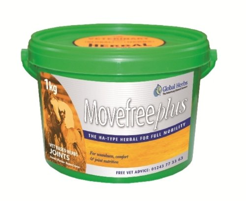 herbes globales - movefree plus cheval supplément POUR ARTICULATIONS x 1 kg