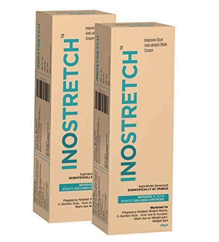 Lifezen INOSTRETCH - Stretch mark cream (Pack of 2)