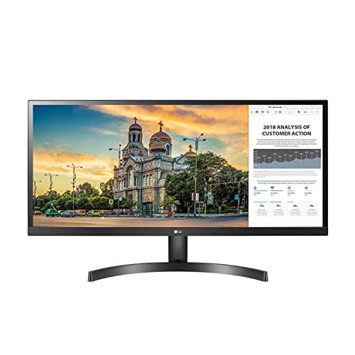 LG 29WK50S-P 29' UltraWide Full HD IPS Monitor
