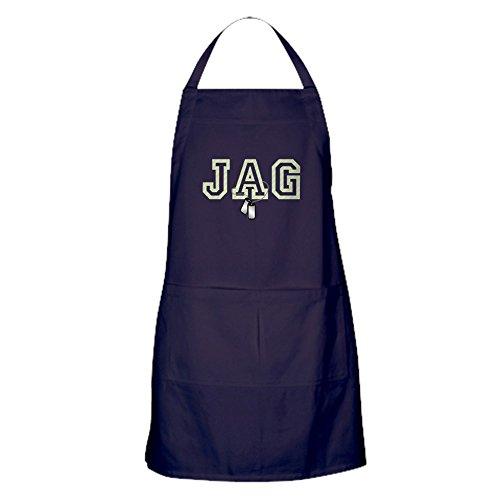 CafePress - Jag 2 - Küchenschürze mit Taschen, Grillschürze, Backschürze