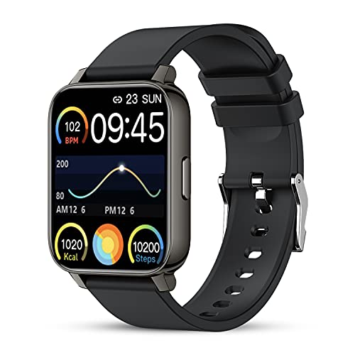 Smart Watches for Men, Fitness Tracker 1.69'' Touch Screen Fitness...