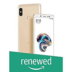 (Certified REFURBISHED) Redmi Note 5 Pro (Champagne Gold, 64GB)
