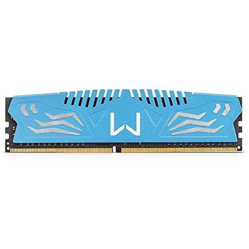 Memória Warrior DDR4 UDIMM 4GB 2400 Mhz - MM417