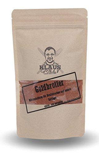 Klaus Grillt - Goldbroiler 250 g Standbeutel