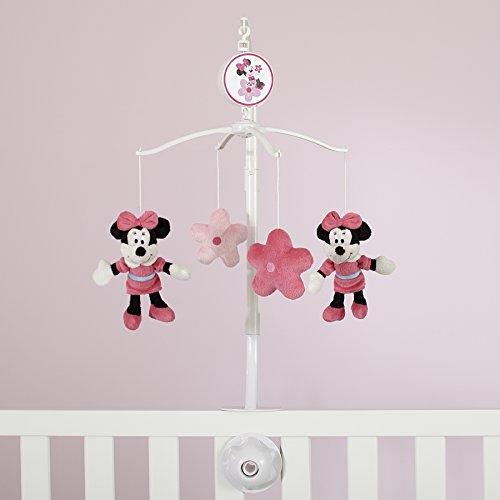 Disney Minnie Mouse assis Joli mobile musical