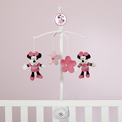 Disney Minnie Mouse Sitting Pretty Musical Mobile
