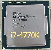 Core i7 4770K i7-4770K SR147 3.5GHz Quad-Core CPU I7-4770K Desktop Processor