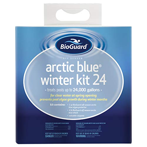 BioGuard Arctic Blue Winter Closing Kit - up to 24K Gallons