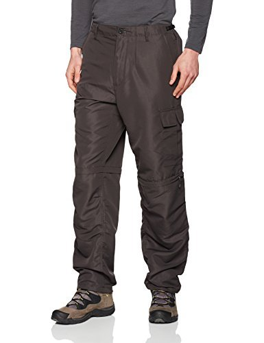 Surplus Outdoor Pantalons Quickdry Anthracite Taille 5XL