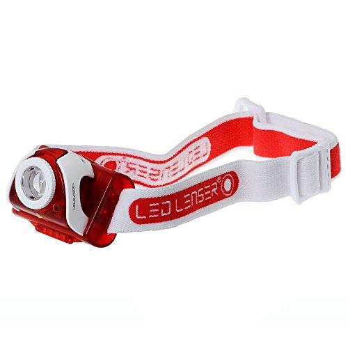 LED LENSER SEO 5 - Stirnlampe - LED - Rot