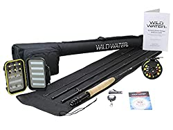 Wild Water Beginner Fishing combo Review