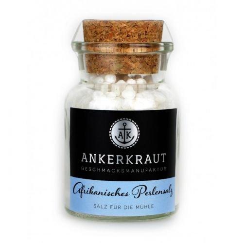 Ankerkraut Afrikanisches Perlensalz, 170g im Korkenglas