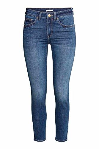 Ex Zara -  Jeans  - Donna Mid Blue 44
