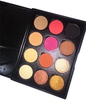 12 Colors Nutcracker Eyeshadow Palette (Holiday Eyeshadow Palette)