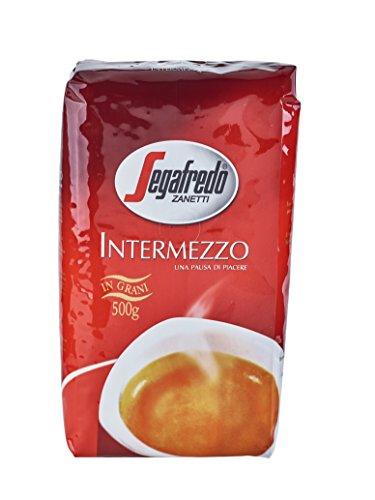 Segafredo Zanetti Intermezzo Bohne, 3er Pack (3 x 500 g)