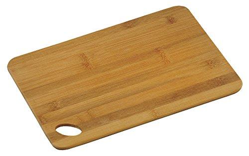 Kesper 58330 - Tabla de cortar, Bambú, Marrón, 35 x 24 x 0.8 cm