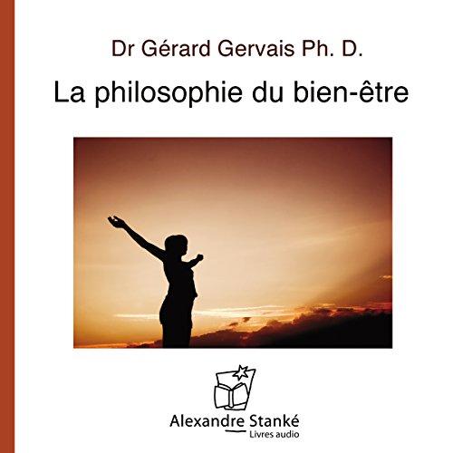 La philosophie du bien-être audiobook cover art