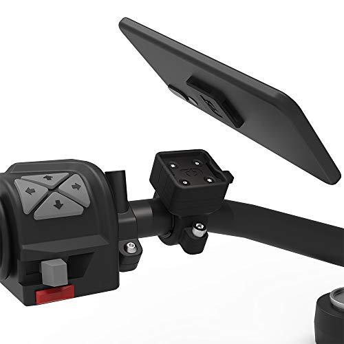 Preisvergleich Produktbild CLIQR OX850 Lenkerklemmen-Zubehör-Set,  Schwarz