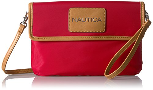 Nautica All RFID Blocking Mini, Red