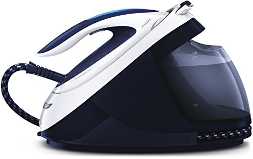 Philips GC9614/20 Centrale Vapeur PerfectCare Elite sans réglage, 7,5 bar effet pressing jusqu'à...
