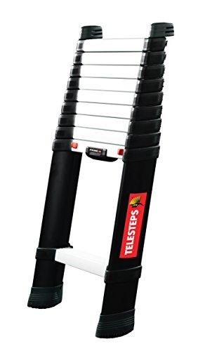 Telesteps Lean to Ladder Prime 3m Anlegeleiter 70230-501, silber, 3 m