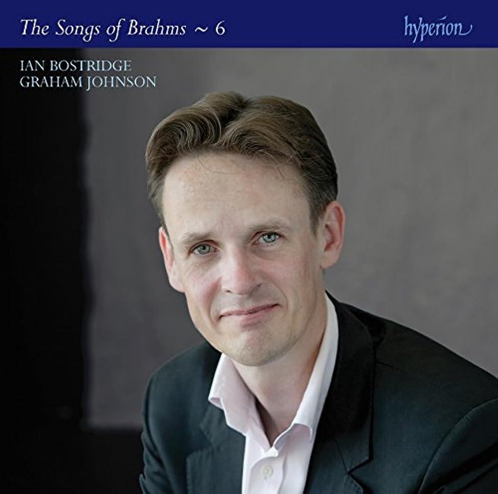 Brahms: Complete Songs Vol.6