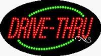 ドライブスルーFlashing &アニメーションLEDサイン( High Impact、エネルギー効率的な)