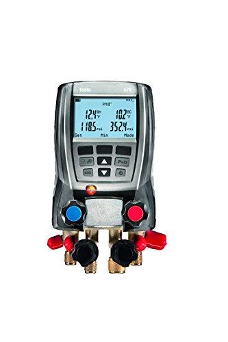 Testo 570-1 Kühlung, Mit Mikrodüsen