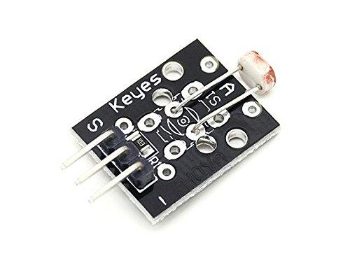 HER KY-018 Photoresistor module Single chip lichtempfindliches Sensor-modul für Arduino