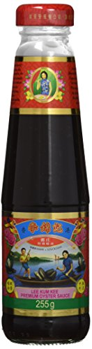 Lee Kum Kee Premium-Austernsauce, 1er Pack (1 x 255 g)