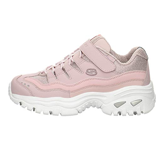 Skechers Mädchen Sneaker Energy Best Pals rosa Gr. 36