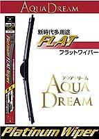 AUQA DREAM(アクアドリーム) Platinum フラットシリコングラファイトワイパー 300mm AD-WFHP-30