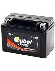 YTX9-BS Batteria Moto Completa di Acido Pronta all'Uso UNIBAT READY CBTX9-FA