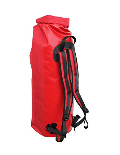 Basic Nature Seesack Sac à Dos Mixte-Adulte, Rouge, (40L) EU