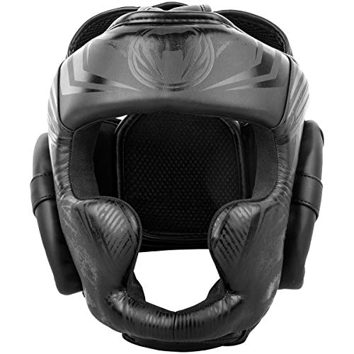 Venum Gladiator 3.0 Helm, Noir mat, one Size