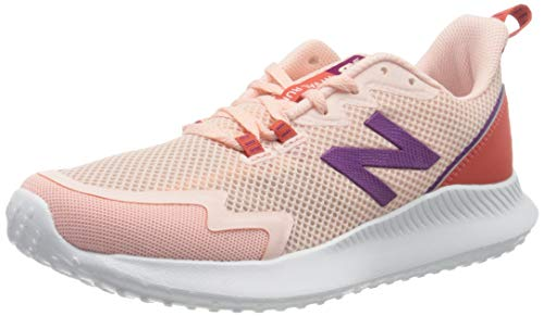 New Balance Ryval Run, Zapatillas para Correr Mujer, Rosa (Peach Soda), 43 EU
