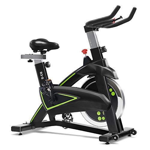 Oven Cubierta Magnética Silenciosa Control de la Bicicleta Estática, Aptitud for Bicicletas Inicio Cardio Entrenamiento de la Bici