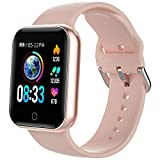 Smartwatch, KUNGIX orologio fitness Uomo Donna, Smart Watch Pressione Sanguigna &...
