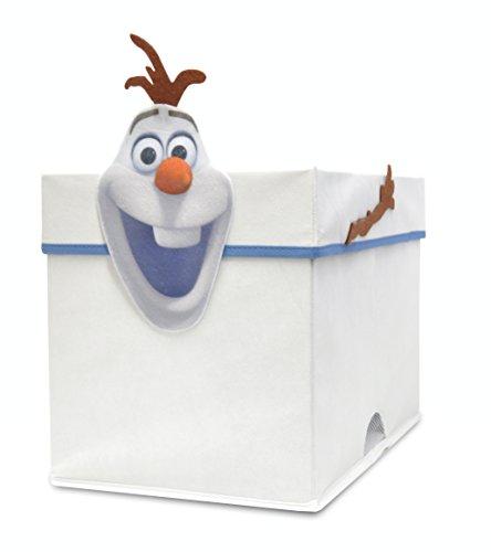 Disney La Reine des Neiges Olaf Boîte de rangement pour figurines