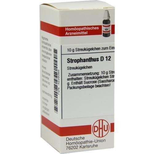 STROPHANTHUS D12 10g Globuli PZN:4238365